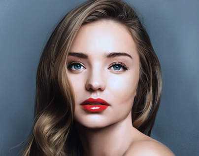 Digital Miranda Kerr