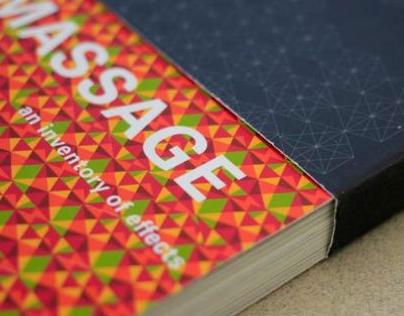 Book Design : Medium of the Massage
