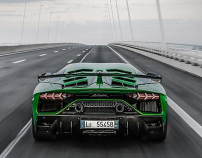 Lamborghini Aventador SVJ Lisboa