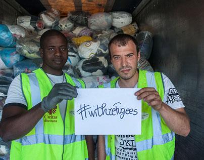 #withrefugees17