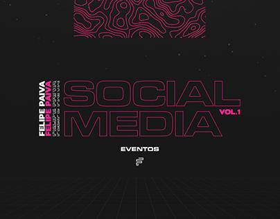 Social Media   Eventos - 2019 #001