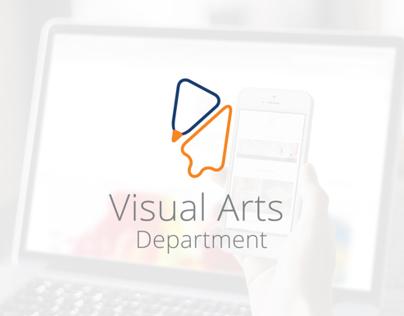 Cal States Fullerton Art Department Rebrand