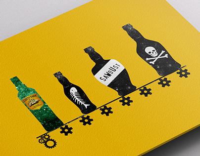Cutty Sark Whisky :: Brand Story Animation