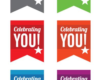 Celebrating You Logo