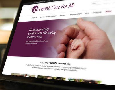 Health Care for All Website
