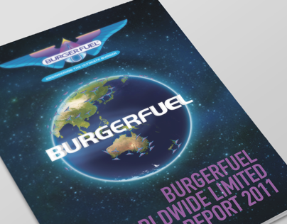 BurgerFuel Annual Report 2011