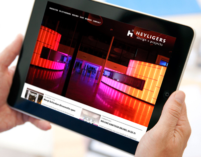 HEYLIGERS design + projects | Website