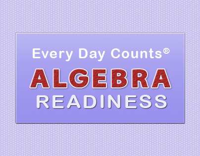 Everyday Counts Algebra