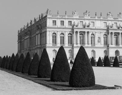 Yours, Mine, Le Nôtre's   Jardin de Versailles