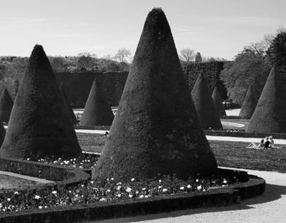 Yours, Mine, Le Nôtre's   Parc de Sceaux