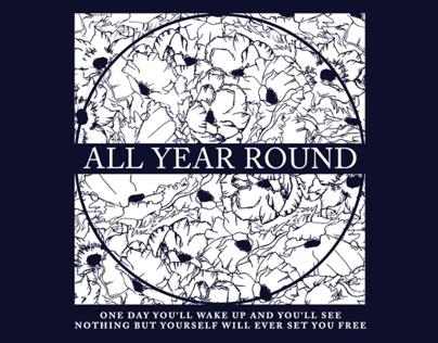 All Year Round // Merchandise