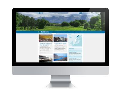 North Norway Webdesign