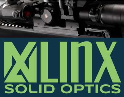 """""""Linx Solid Optics"""" scope mounting system"""
