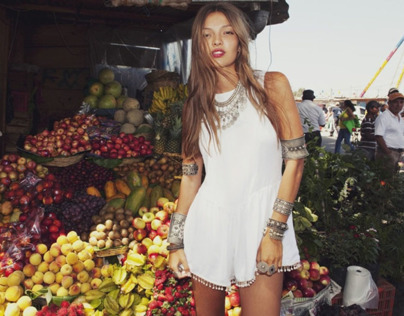 For Love and Lemons Internship: Finished Products