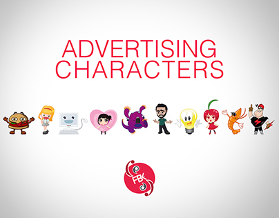 Advertising Characters