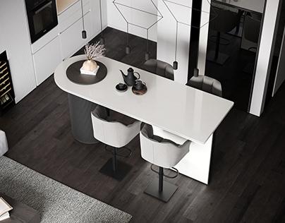 W65 interior design