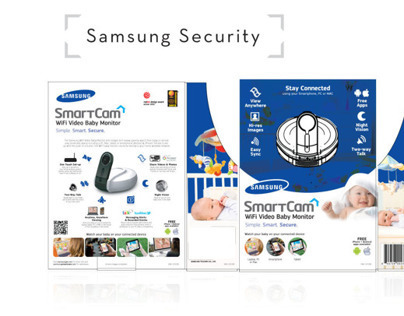 Samsung Security : Packaging