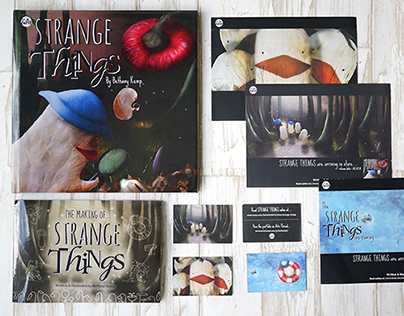 'Strange Things' - Children's Book