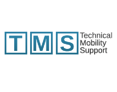 TMS Mobility Logo Designs