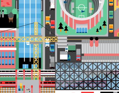 GSMA Map