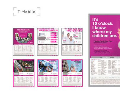 T-Mobile : pitch
