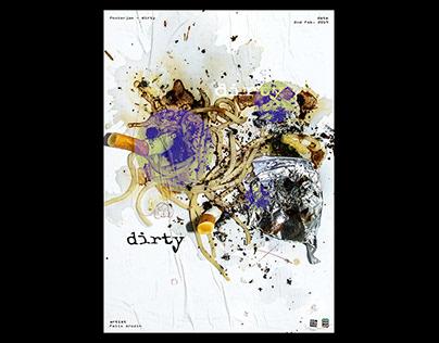 DIRTY - Posterjam