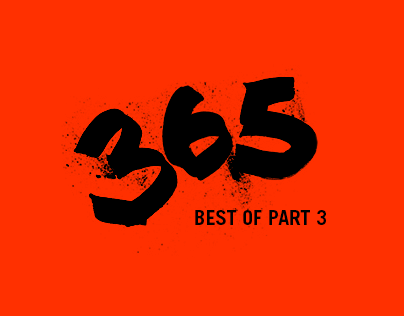 The 365 Project  (Best of, Part 3)