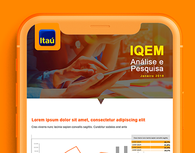 Newsletter Itaú