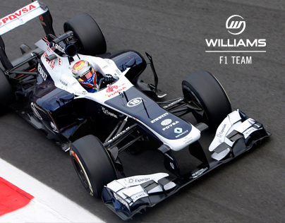 Official Williams F1 Team - 2013 Facebook App