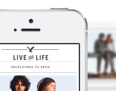 AEO Live Your Life app