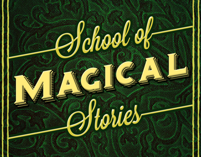 Book Cover: School of Magical Stories