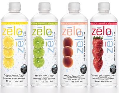 Zelo packaging design