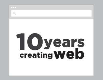 Web Design Portfolio - Part 01