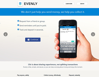 Usability Testing and Evaluation on Evenly