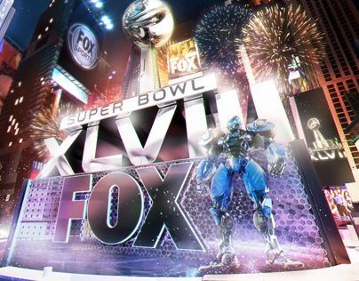 2014 Super Bowl XLVIII FOX Sports Show Open