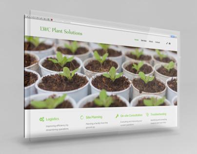 LWC Plant Solutions Website
