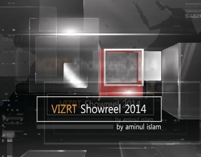 VIZRT REEL 2014
