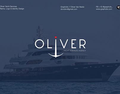 Branding & Logo Design for Yacht Agency