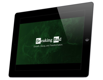 Breaking Bad Timeline App