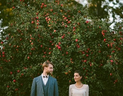 Juste & Robertas wedding