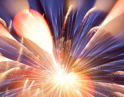 Explosions in the Sky : Macro Fireworks