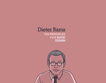Dieter Rams | Ten principles for Good Design