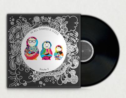 Album Art- Route 03