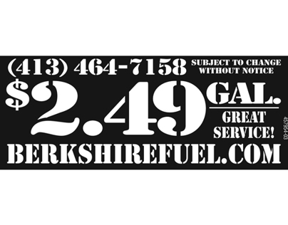 Berkshire Fuel ad