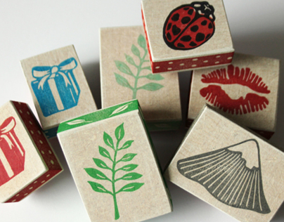 New stock for ikstempel.etsy.com