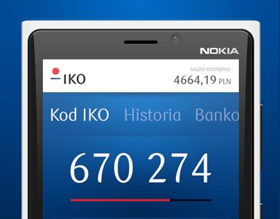 IKO WP8 App