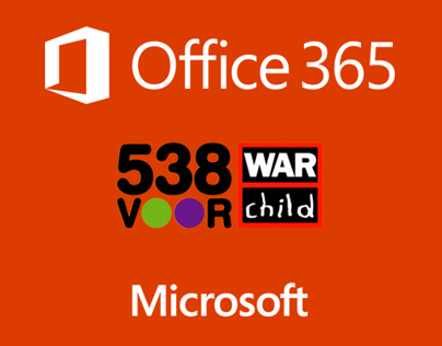 Microsoft Office 365 - 538 for War Child