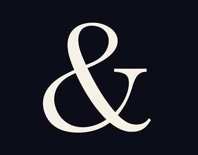 Galiano ampersand