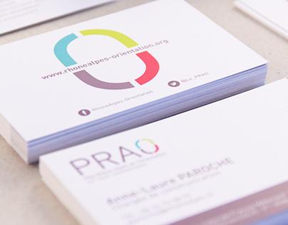 PRAO - Brand Identity