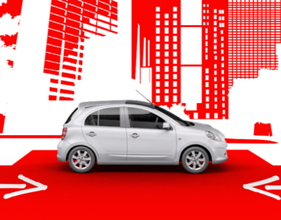 Cuatro and Telecinco Channels Ads for Nissan Micra